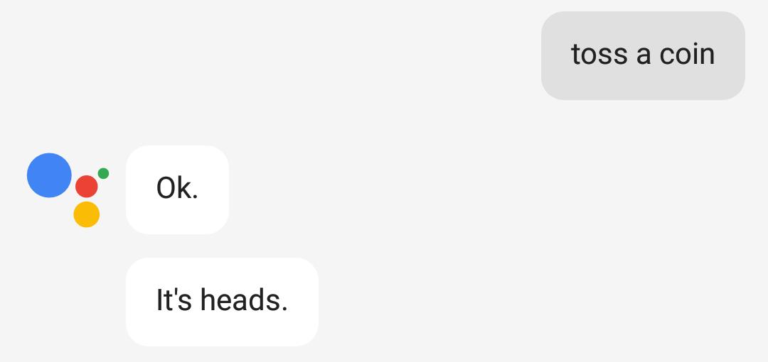 Google Asssistant-tips
