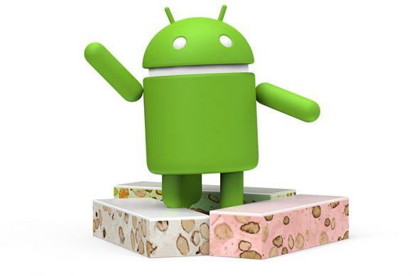 xperia xa android 7.0