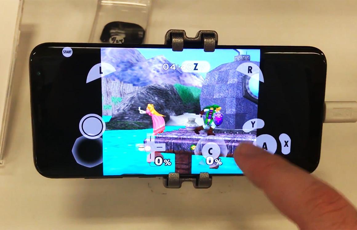 Dolphin-emulator: speel Super Smash Bros. Melee op je smartphone