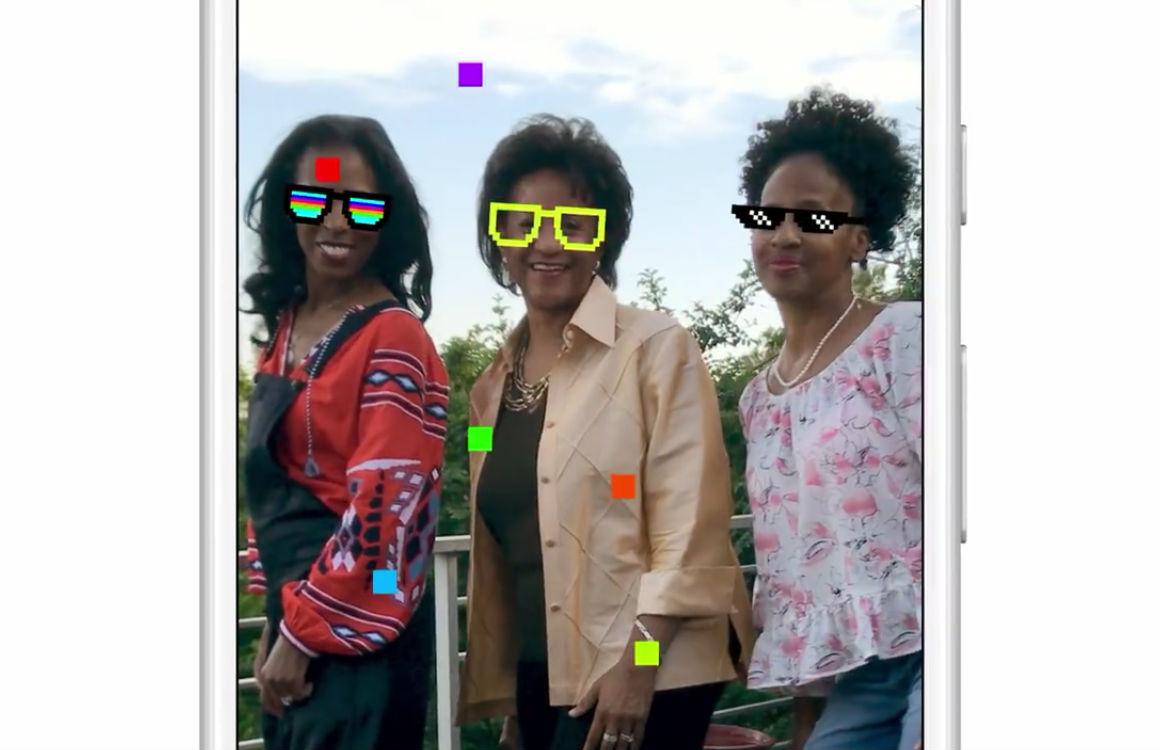Facebook neemt voortouw in augmented reality met cameraplatform