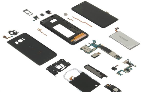 'Samsung Galaxy S8 kost minder dan 300 euro om te maken'