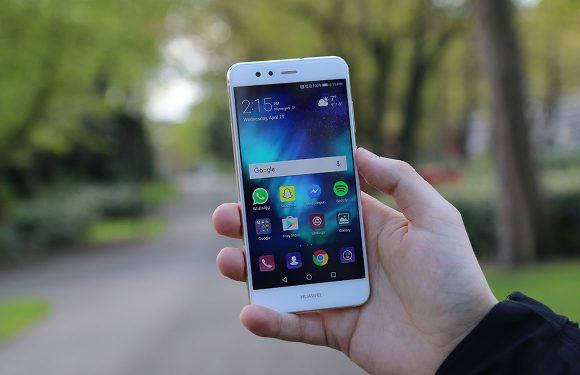 Huawei P20-naam