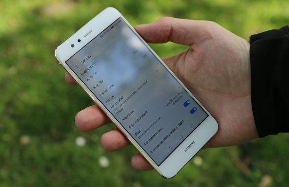 Android 8.0 (Oreo) rolt uit naar Huawei P10 Lite