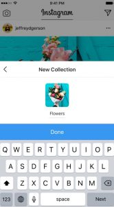 Instagram Collections