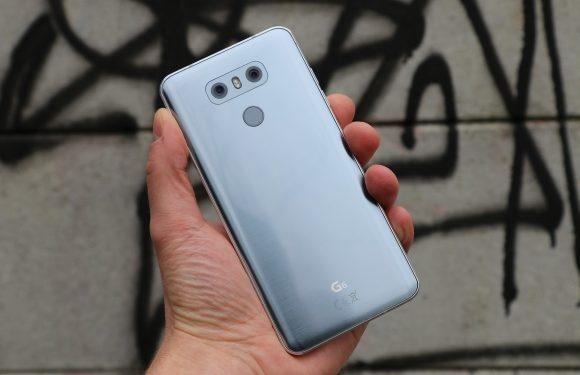 LG G6 krijgt zomerse update: gezichtsherkenning en meer onderweg