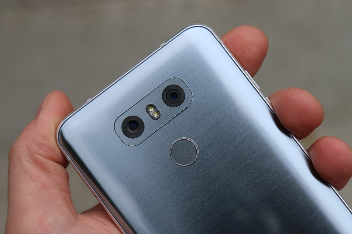 LG G6 Android Oreo-update