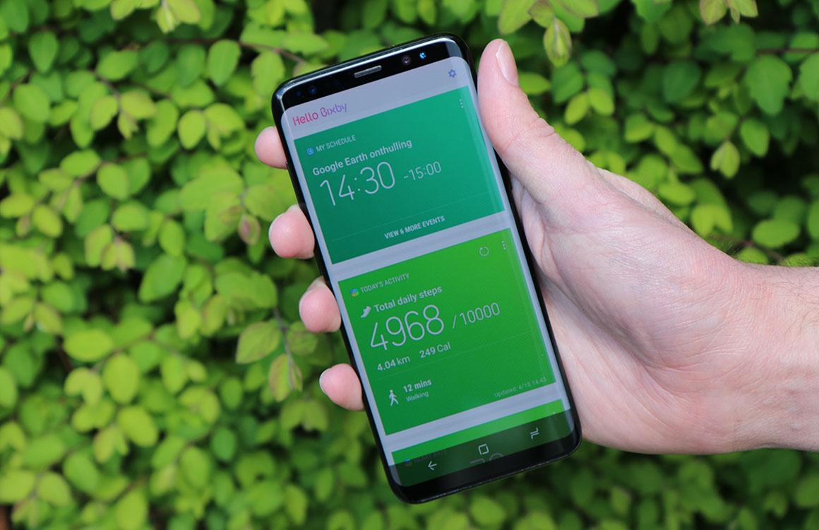Zo schakel je de Bixby-knop uit op je Samsung-smartphone