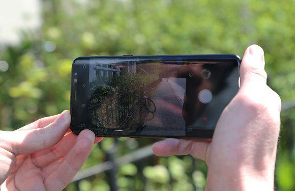 smartphone in water gevallen