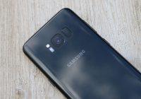 Samsung rolt Android 8.0-update voor Galaxy S8 uit in Nederland