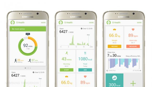 Samsung Health update