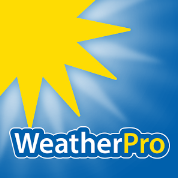 weatherpro weer app