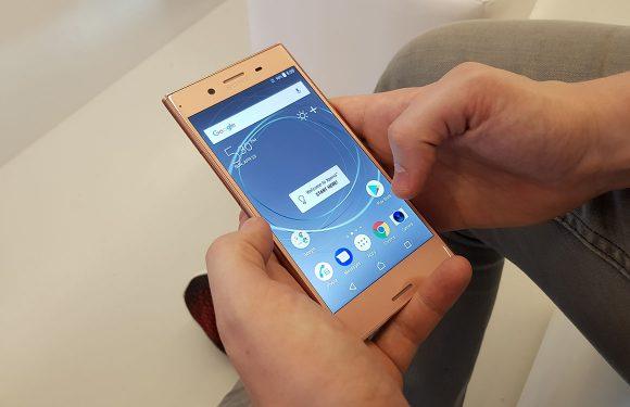 Sony Xperia XZ Premium Android Oreo-update