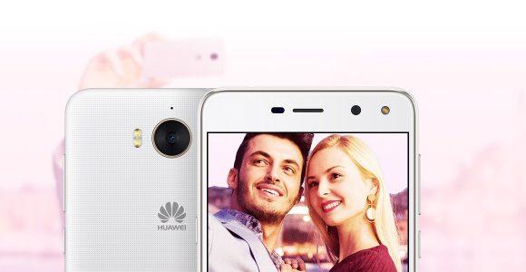 Huawei Y5 (2017) officieel
