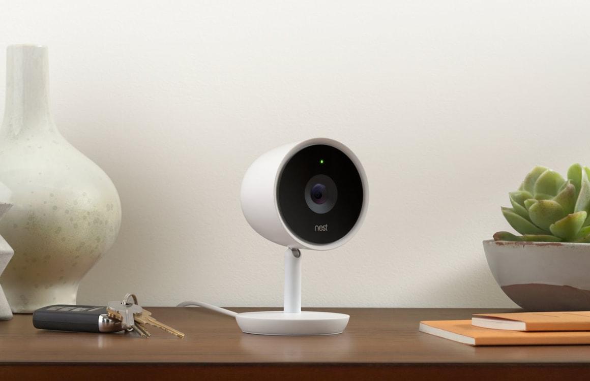 Nest onthult slimme beveiligingscamera met gezichtsherkenning