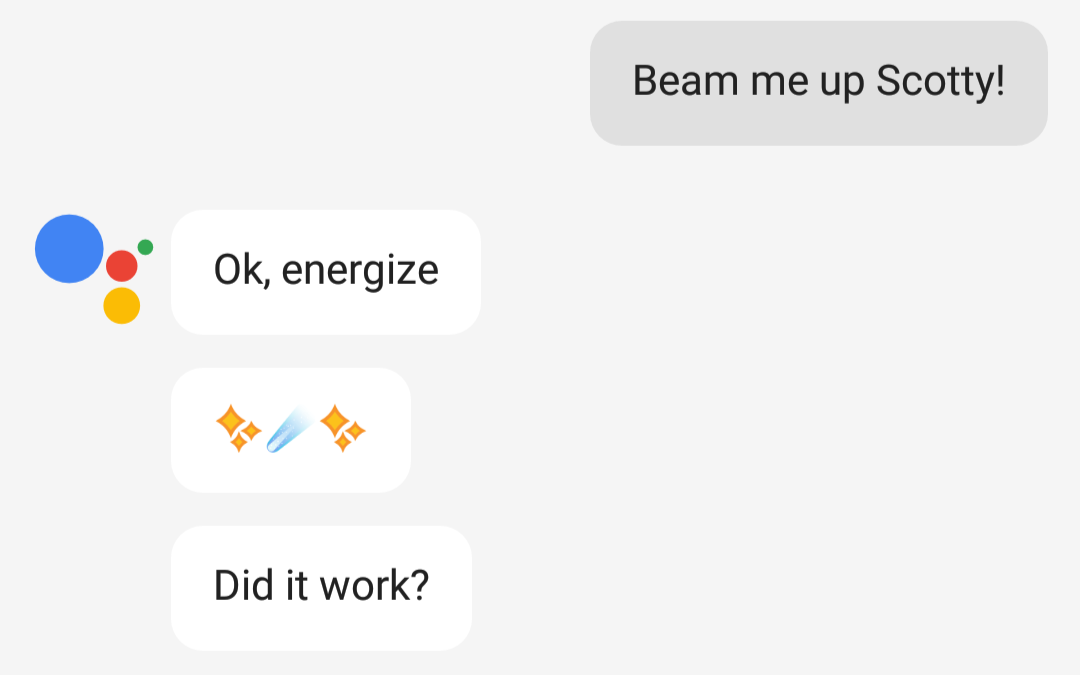 google assistant-routines