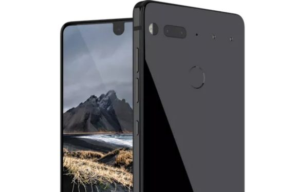 Essential Phone officieel