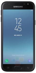 Samsung Galaxy J3 (2017) foto's