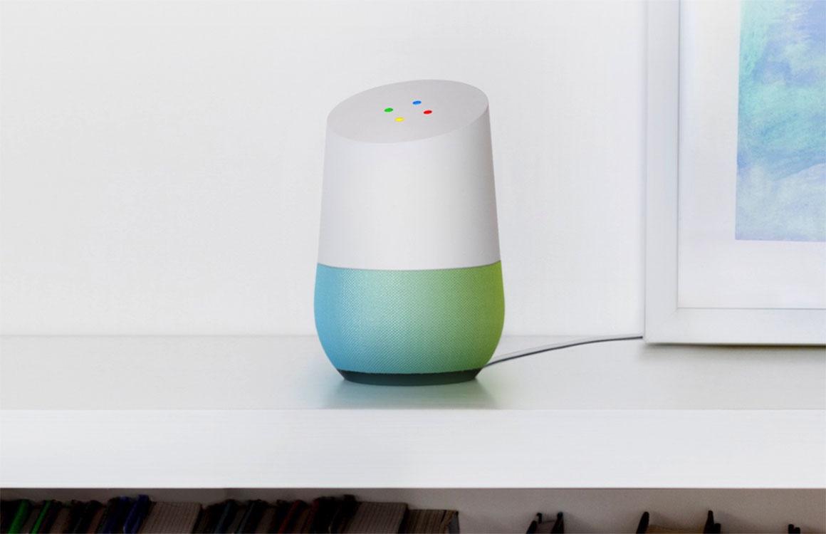 'Google brengt dit jaar nieuwe Google Home en slimme camera uit'