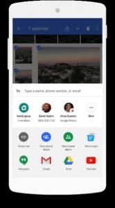 Google Familiegroepen