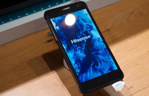 Hisense brengt Chinese smartphones naar Nederland