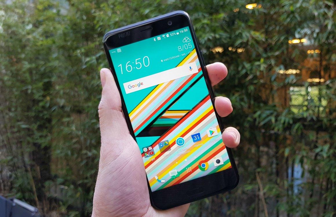 HTC U11 preview: glanzend vlaggenschip innoveert verkeerd