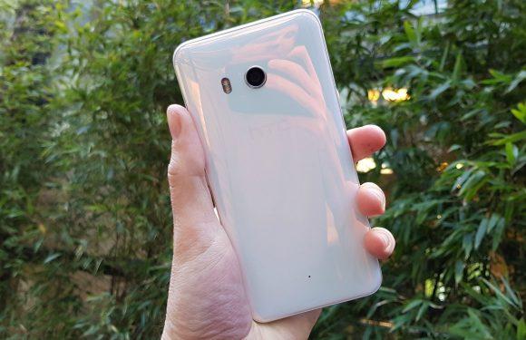 HTC U11-camera