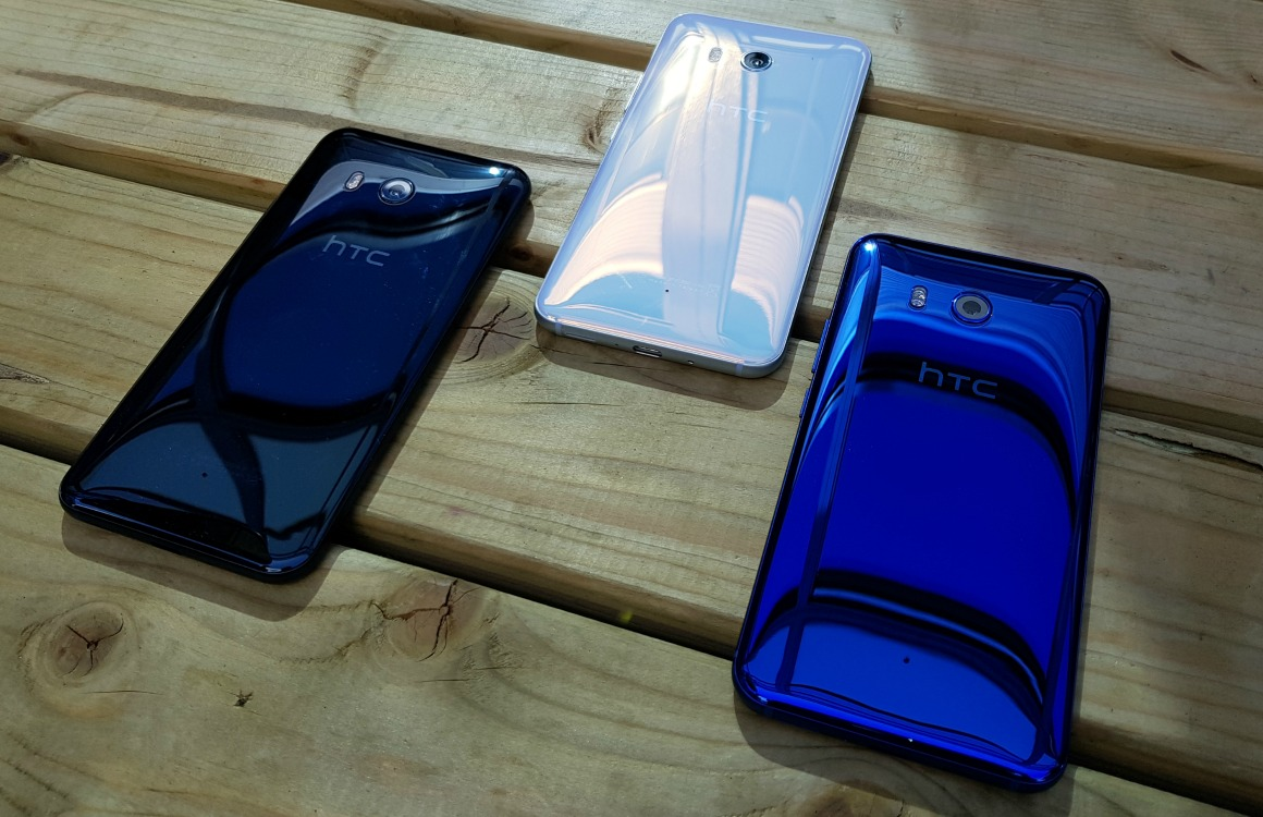 HTC U11 Plus met randloos scherm nu in Nederland verkrijgbaar