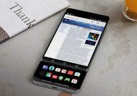 'Aankondiging LG V30 met oled-scherm eerder dan verwacht'
