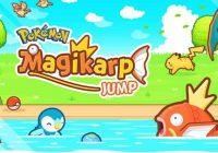 Magikarp Jump: zwakste Pokémon krijgt hoofdrol in eigen game