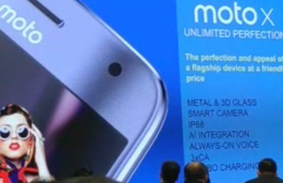 'Informatie gelekt over Moto X4 en toekomstige Lenovo-toestellen'