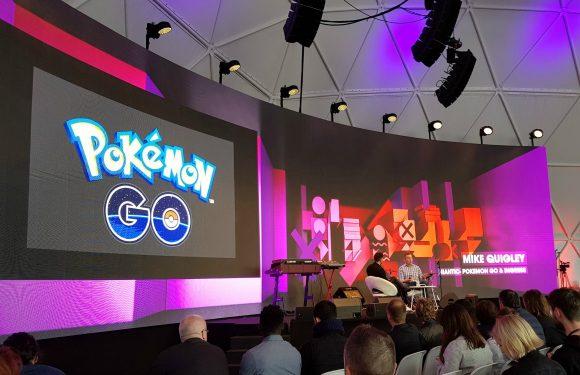 Pokémon GO ontstaan