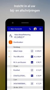 rabo bankieren-app