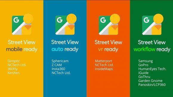 Google Street View Ready