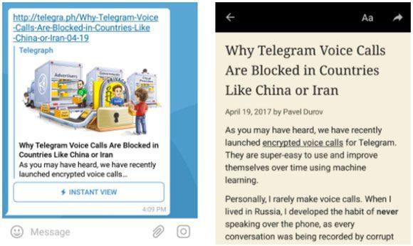 telegram 4.0