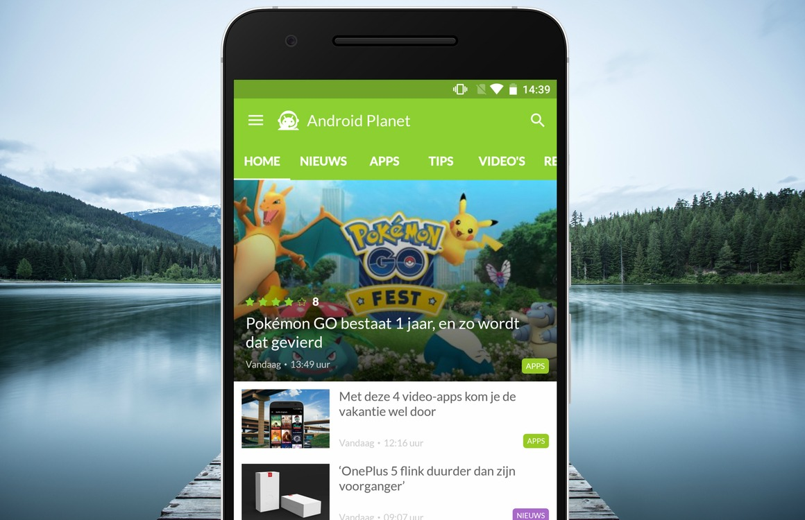 Dit is de Android Planet-app: nu gratis in de Play Store!