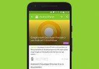 Android nieuws #23: OnePlus 5 en Developer Preview 3