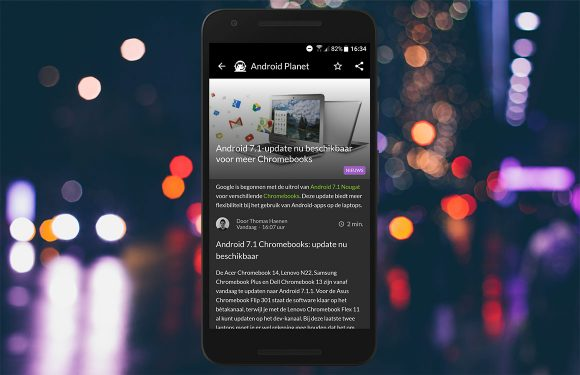 Haal alles uit de Android Planet-app met deze 6 tips