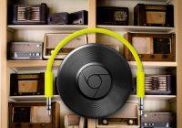 Dit zijn de 6 beste apps voor je Chromecast Audio