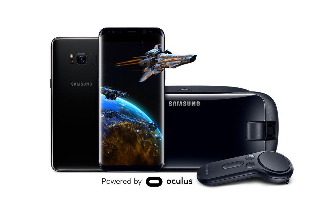 Vandaag laatste kans: gratis Gear VR-pakket bij aankoop Galaxy S8