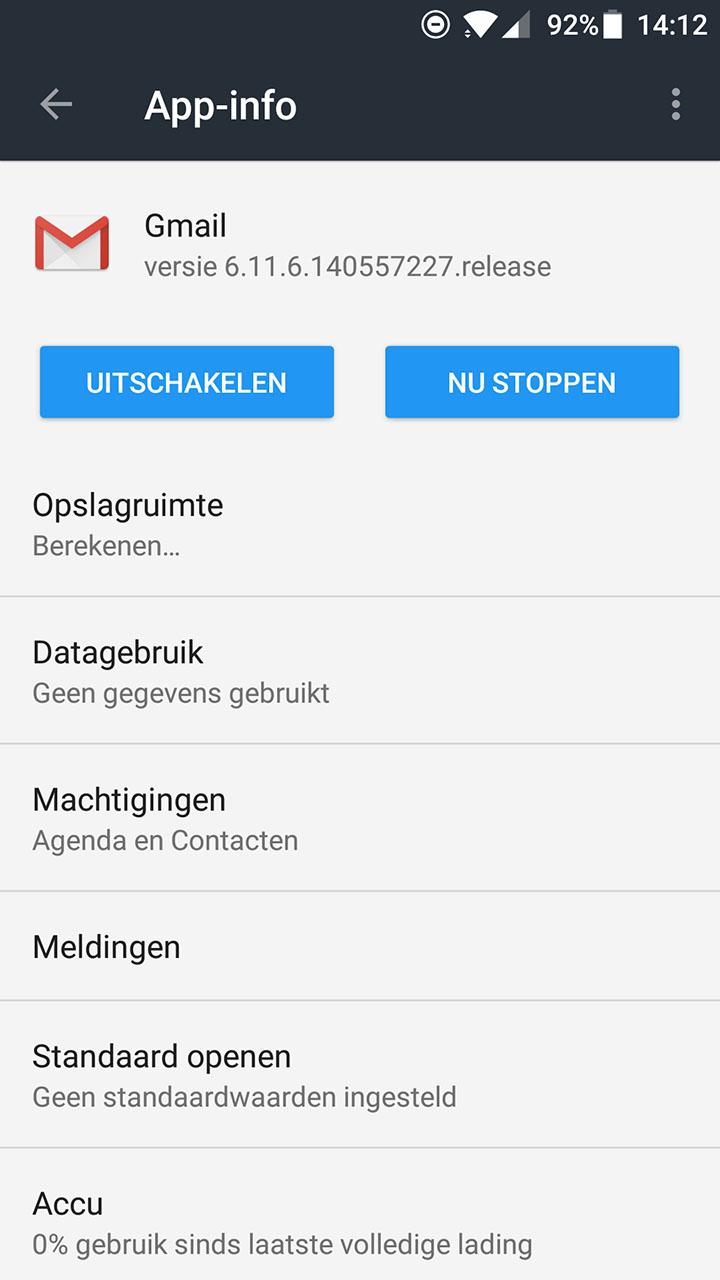 Gmail opnieuw instellen: zo doe je dat bij Android