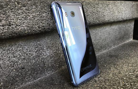 HTC U11 review: knijpbare smartphone zonder echte vernieuwing