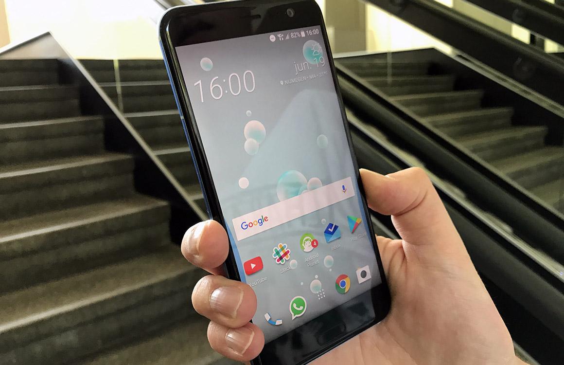 Waarom HTC's Edge Sense-update goed nieuws is voor de Google Pixel 2