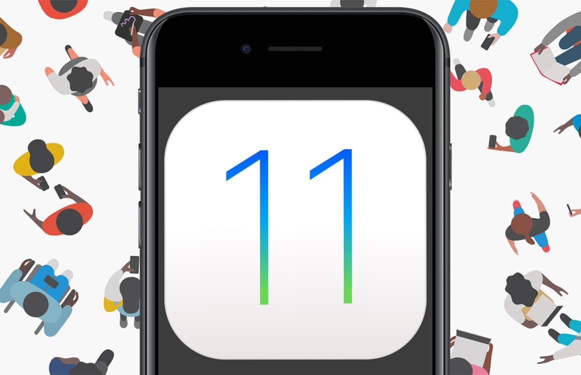 Deze 5 iOS 11-features heeft Apple van Android afgekeken