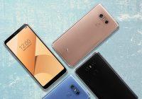 'LG G7 getoond op MWC 2018, maar wordt niet uitgebracht'