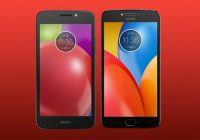 Goedkope Moto E4 (Plus) met Android 7.1 nu verkrijgbaar