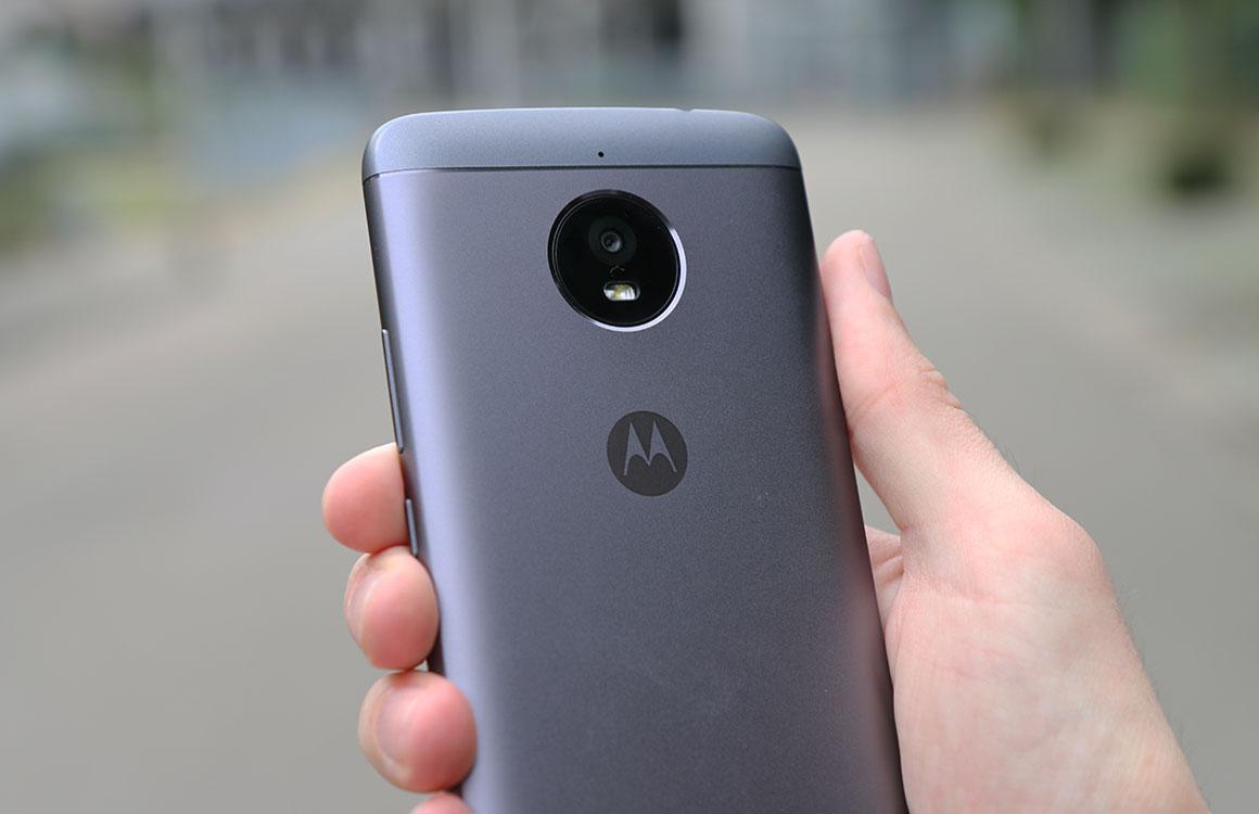 Motorola geeft extra smartphone weg bij aankoop Moto E4 Plus