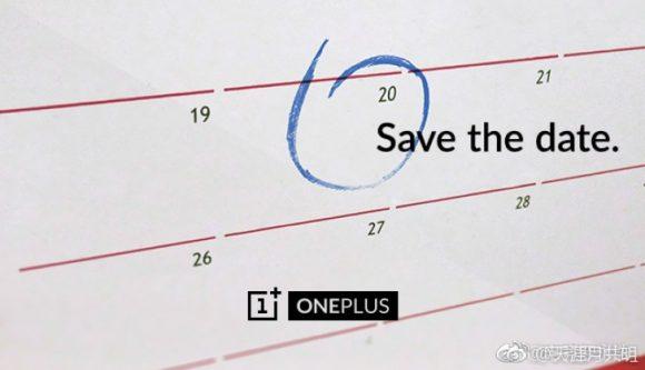oneplus 5 aankondiging