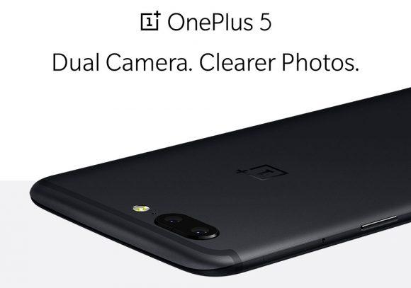 oneplus 5 officieel