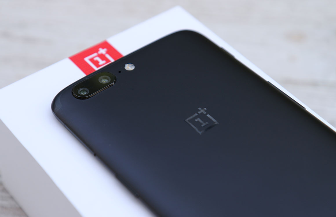 'Aankondiging OnePlus 5T vindt eind november plaats'