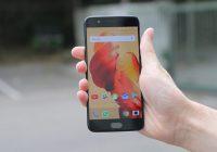 Update lost OnePlus 5 4G-probleem bij Vodafone op